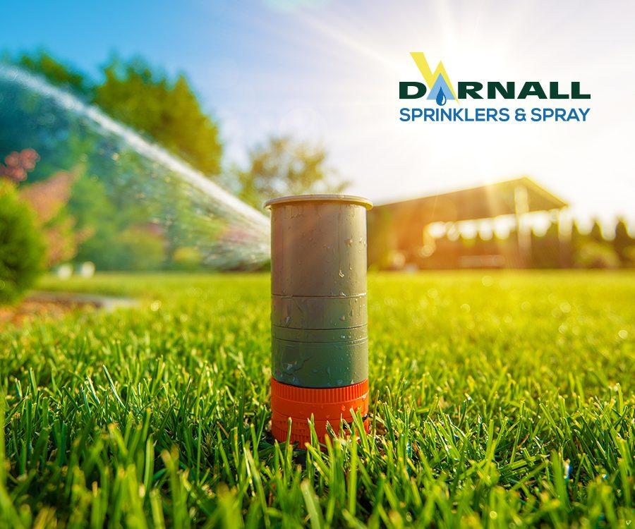 Darnall Sprinkler Blowout